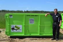 10 Cubic Yard Dumpster