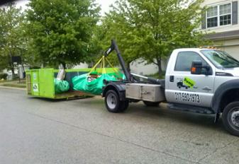 consider durability of the container when comparing the bagster vs. dumpster rental