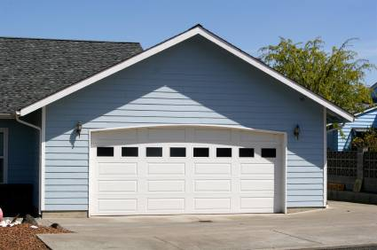Big White Garage